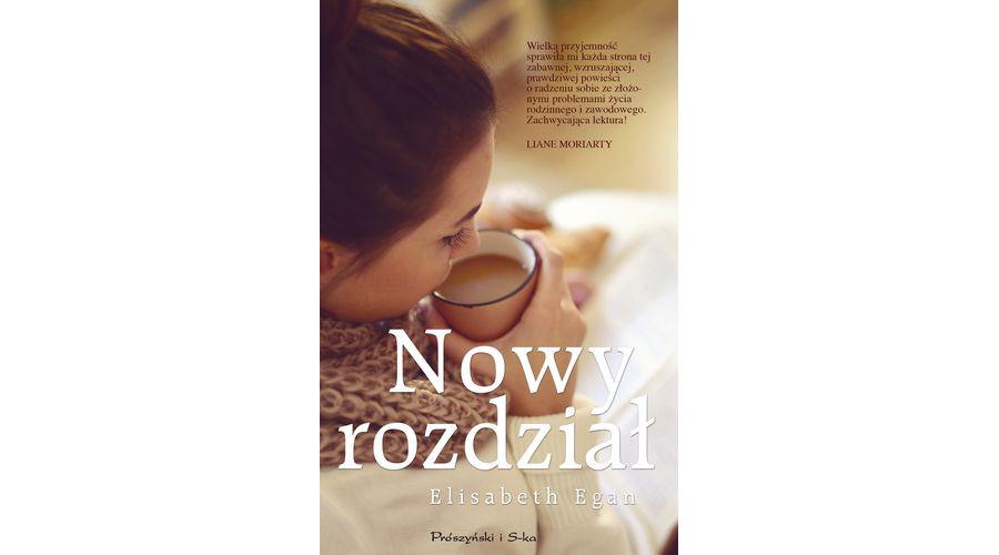 Zapowiedź książki: Nowy rozdział – wydawnictwo Prószyński