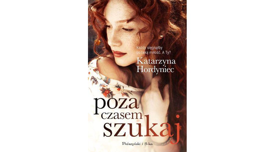 Zapowiedź książki: Poza czasem szukaj – wydawnictwo Prószyński