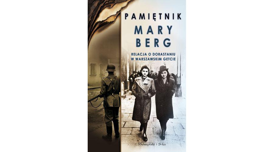Zapowiedź książki: Pamiętnik Mary Berg – wydawnictwo Prószyński