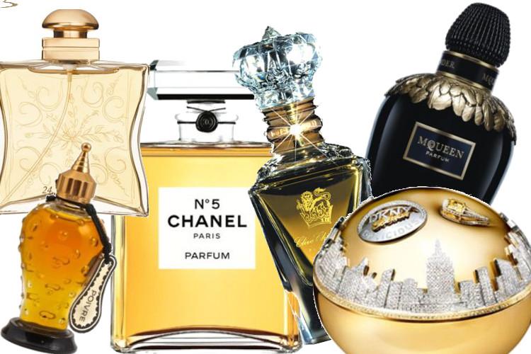 Najdroższe perfumy na wiosnę