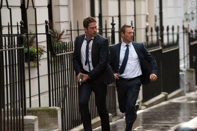 Recenzja filmu: Londyn w ogniu