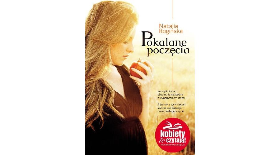 Recenzja książki: Pokalane poczęcia – Natalia Rogińska