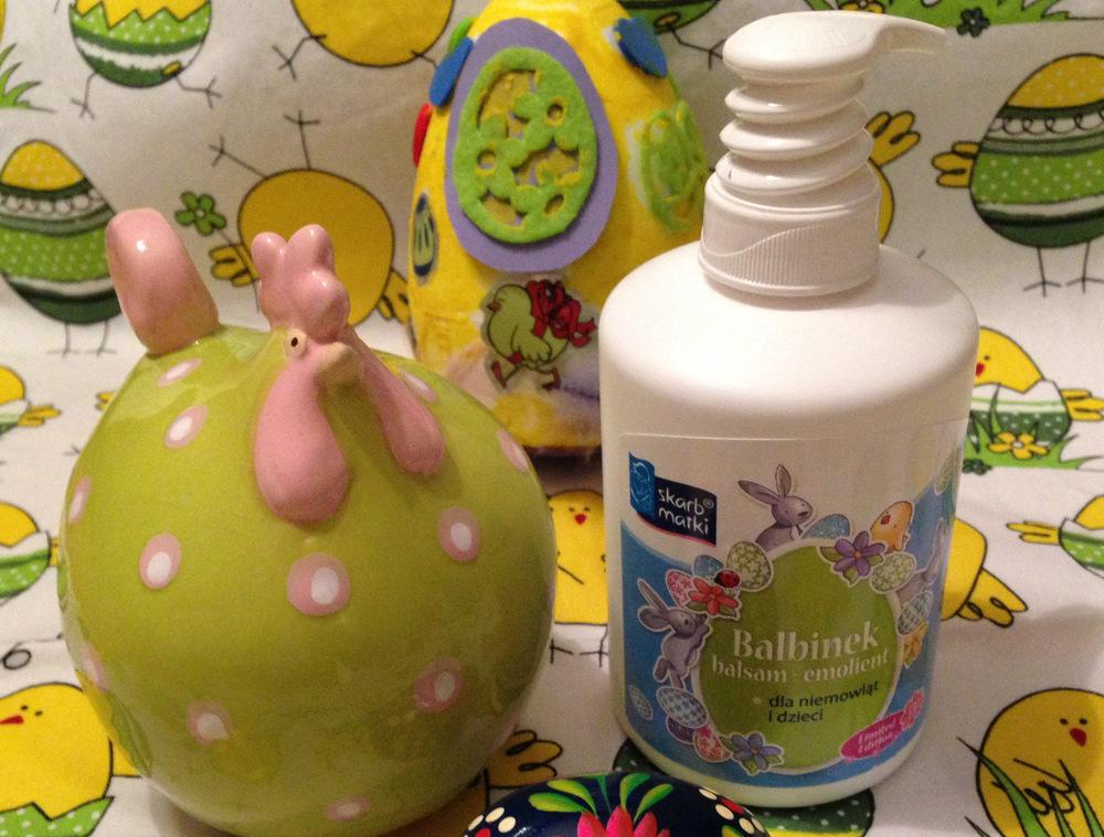 Recenzja: Balbinek balsam emolient dla dzieci