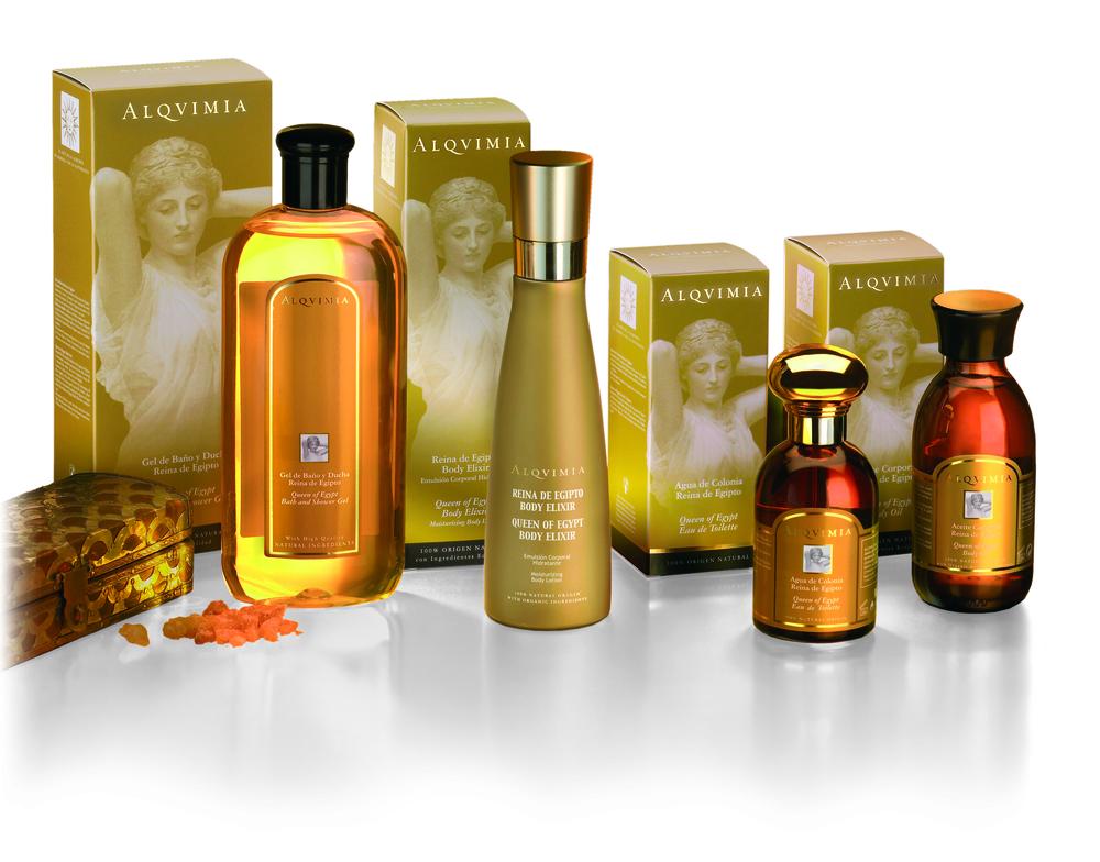 Alqvimia Królowa Egiptu – 100% kosmetyki naturalne