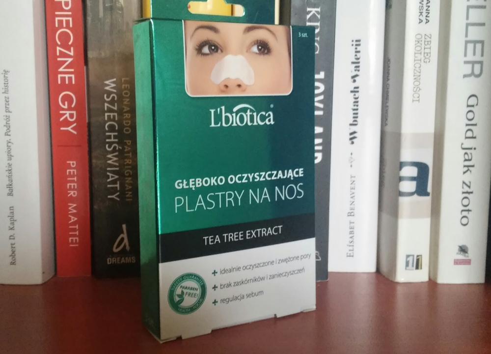 Recenzja: Głęboko oczyszczające plastry na nos L'biotica