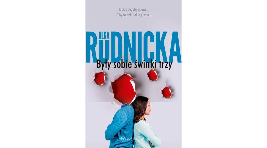 Recenzja książki: Były sobie świnki trzy – Olga Rudnicka
