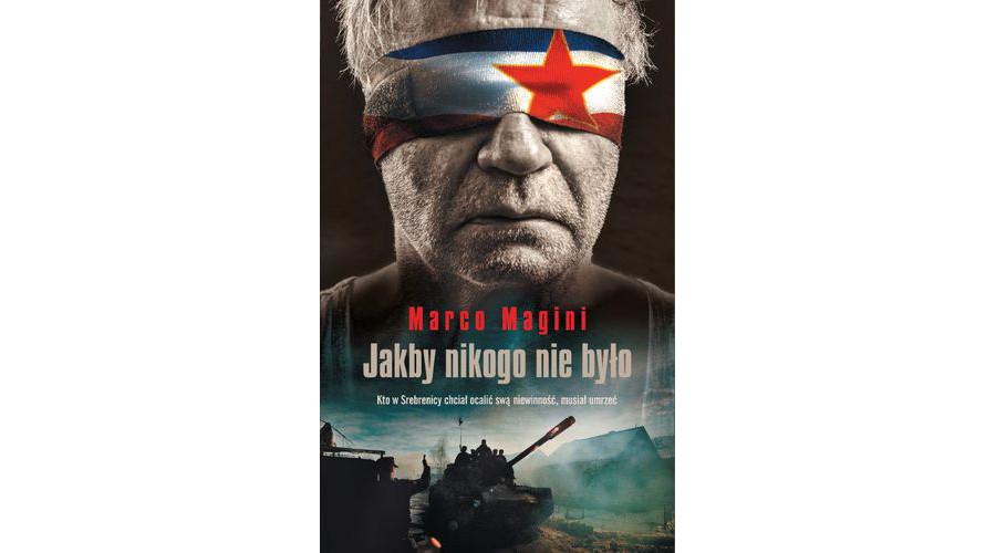 Zapowiedź książki: Jakby nikogo nie było – Marco Magini