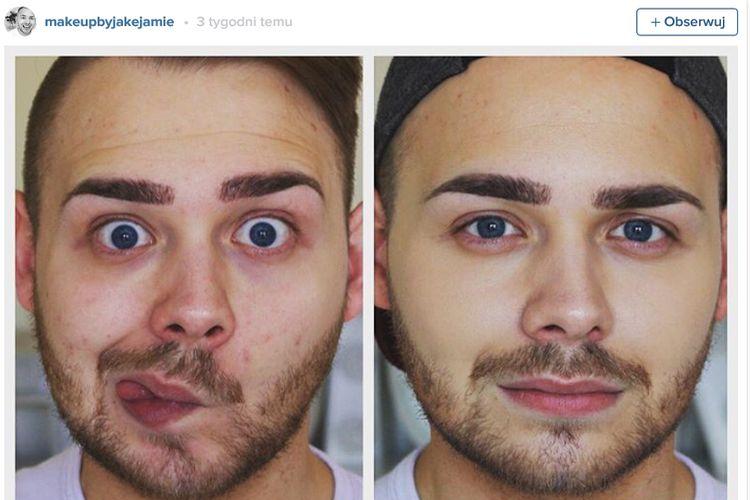 #makeupisgenderless czyli nowy trend makijażu dla mężczyzn