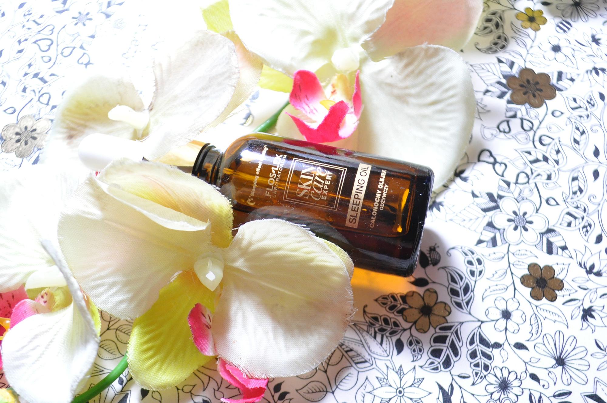 Recenzja: Skin Care Expert Całonocny Olejek Odżywczy Floslek