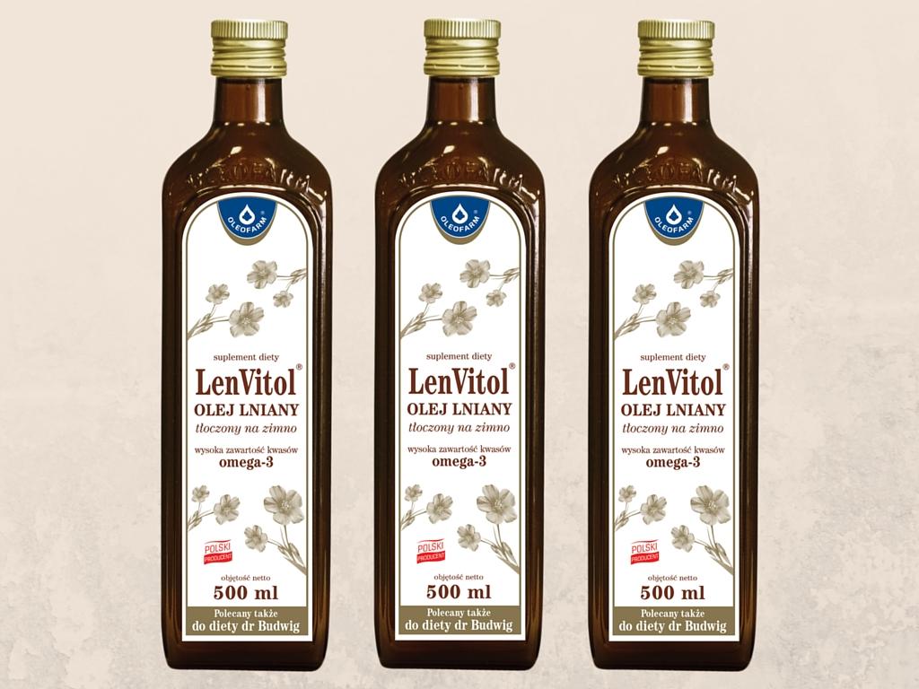 Zdrowe śniadanie z LenVitol