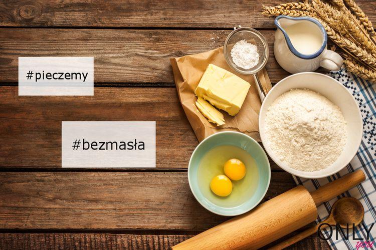 Czym zastąpić masło podczas pieczenia?