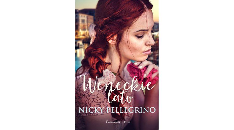 Zapowiedź książki: Weneckie lato: Nicky Pellegrino