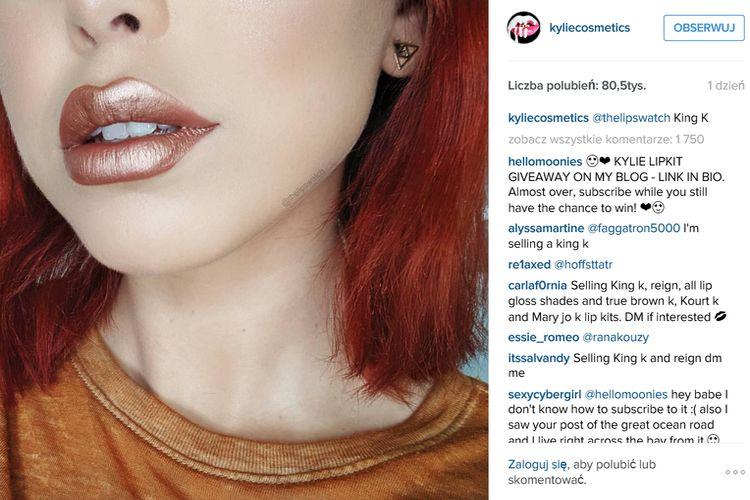 Trend na lato: metaliczna szminka