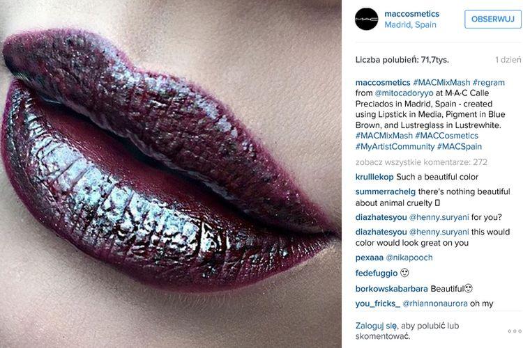 Stwórz własny kolor szminki MAC