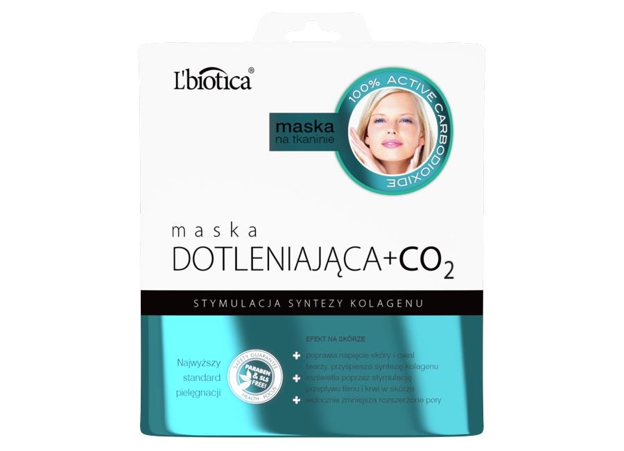 maska dotleniająca L'biotica
