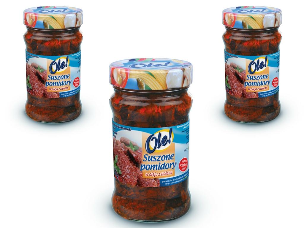 Suszone pomidory Ole!
