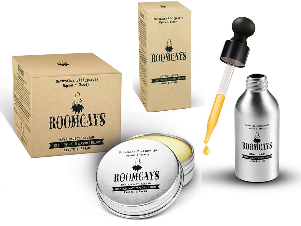 Roomcays – pielęgnacja brody i wąsów