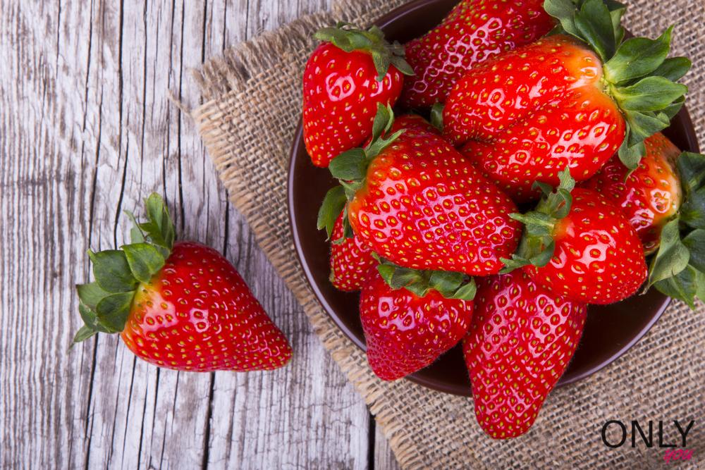 Dlaczego warto jeść truskawki