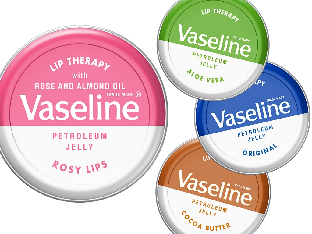 Vaseline Lip Therapy