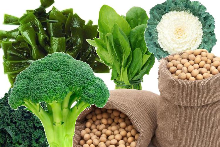6 warzyw na zdrowe zęby