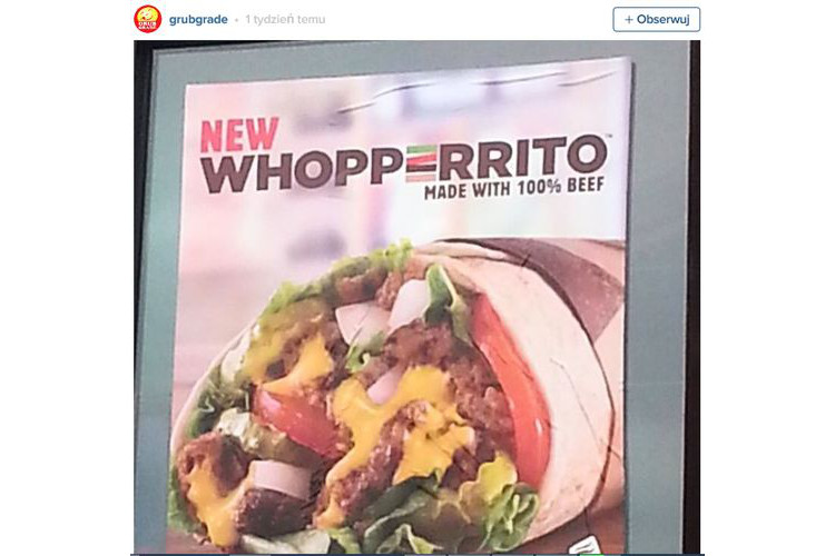 Co to jest whopperrito?