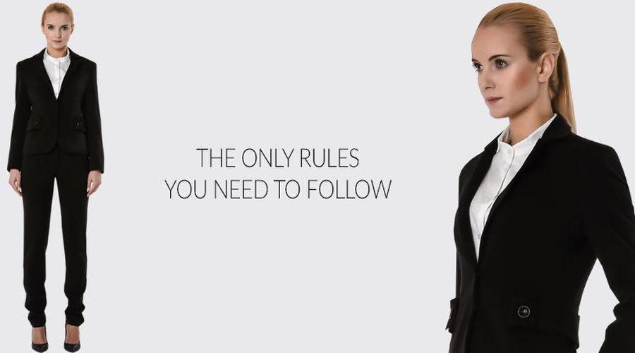 Modowa rewolucja w zasadach dress code, czyli nowa kolekcja FRANCHIE RULES!