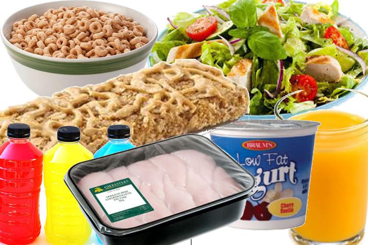 7 pozornie zdrowych potraw