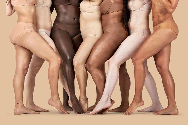 """""""Nude for all"""" czyli cielista bielizna dla każdego"""