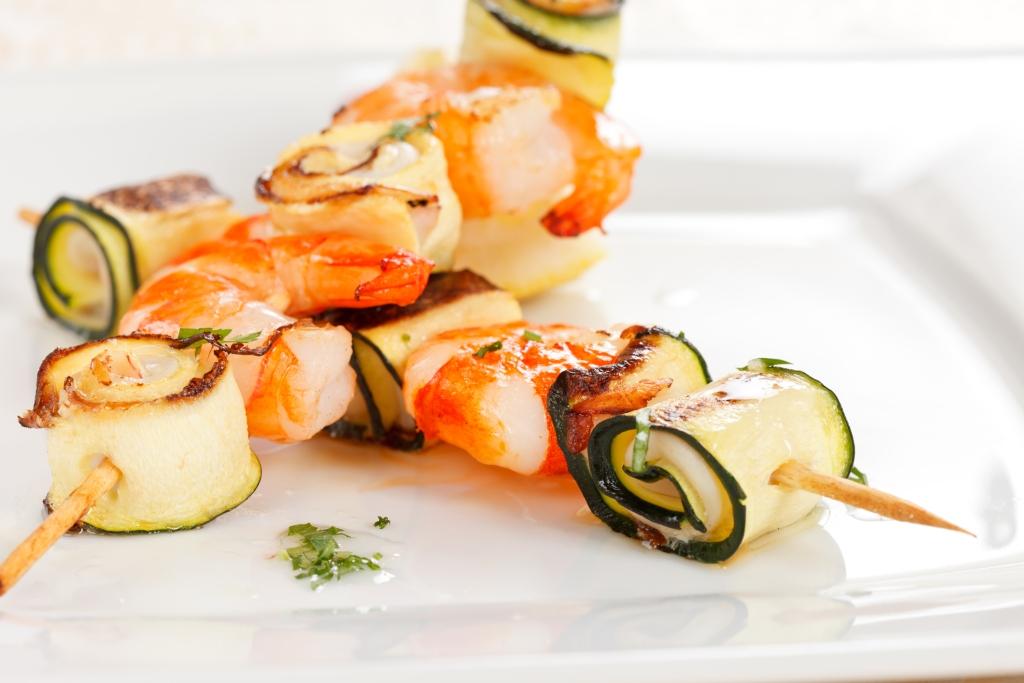 Potrawy z grilla polecane przez dietetyka