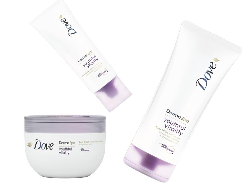 Dove DermaSpa Youthful Vitality dla skóry dojrzałej