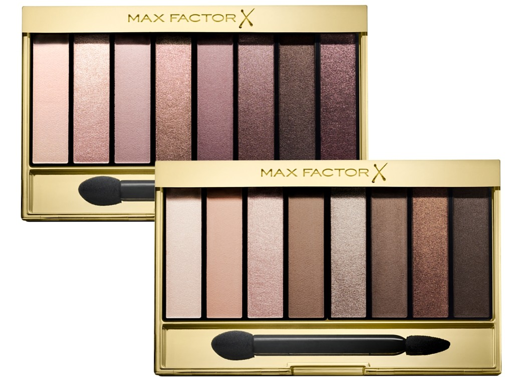 Palety cieni Max Factor Masterpiece Nude Palettes