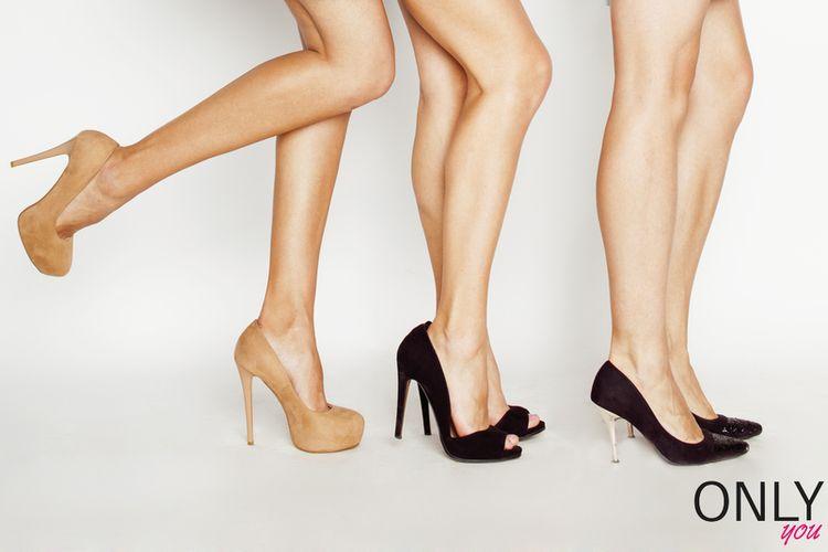Czy buty na wysokich obcasach wywołują nowotwór?