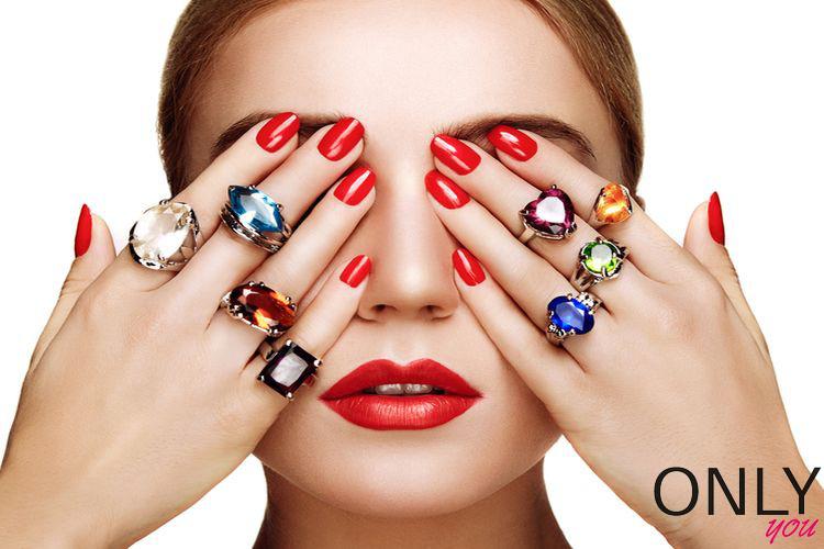 Jak nosić pierścionki