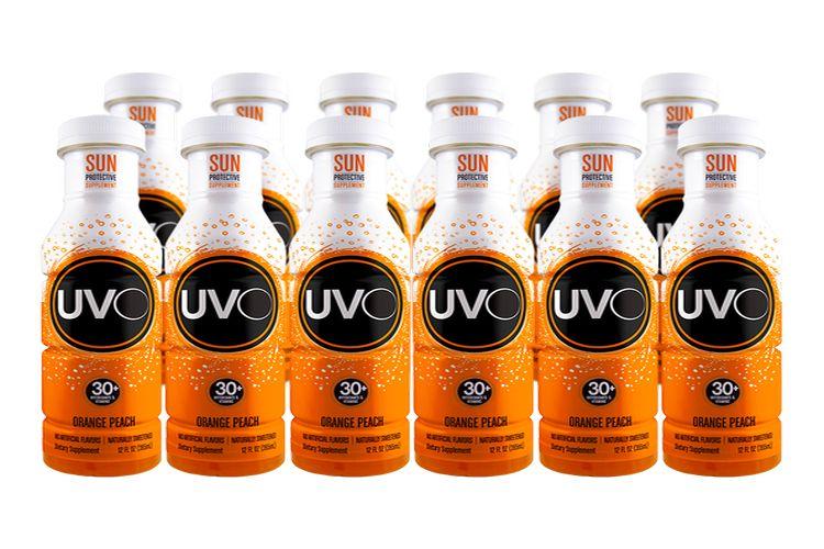 UVO – krem z filtrem do wypicia