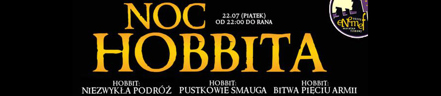 ENEMEF: Noc Hobbita już 22 lipca w Multikinie