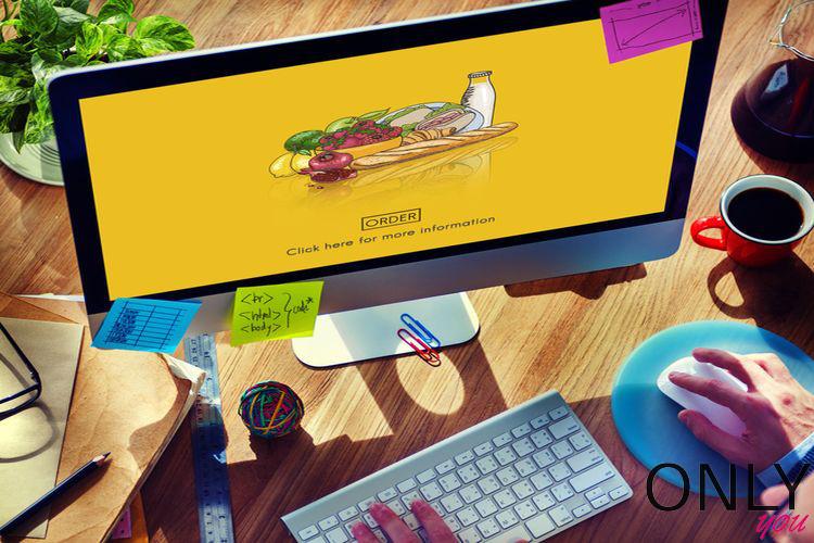 Zalety i wady kupowania jedzenia przez Internet