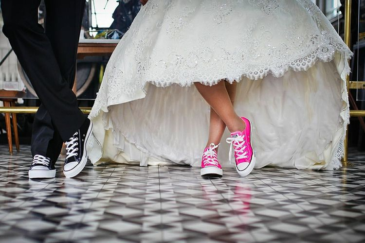 Czego nie zakładać na wesele