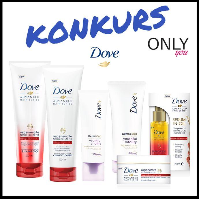 Konkurs z marką Dove – zakończony