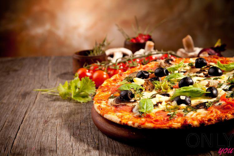 Jedz tyle pizzy, ile chcesz