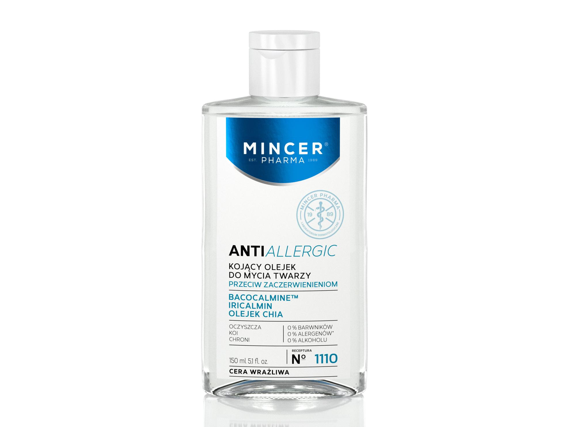 Mincer N˚1110 – olejek do oczyszczania twarzy