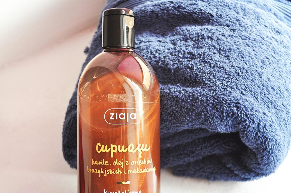 Krystaliczne mydło pod prysznic i do kąpieli cupuacu marki Ziaja