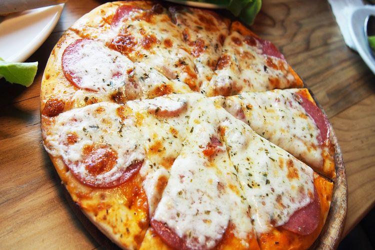 Pizza wpływa na produktywność