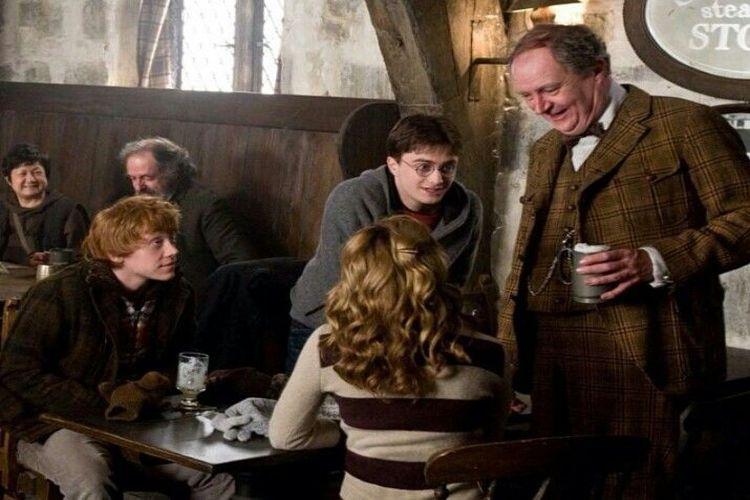 Kawiarnia prosto z Hogwartu
