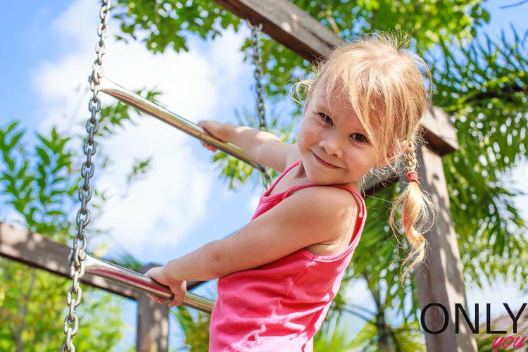Pomysły na miejsce w ogródku dla dzieci