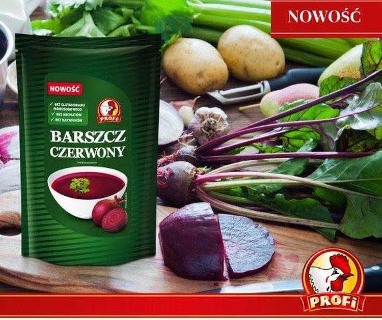 Nowość Profi - Barszcz Czerwony