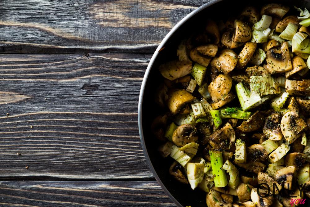Dlaczego warto jeść grzyby