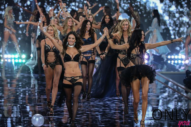 Jak zostać Aniołkiem Victoria's Secret