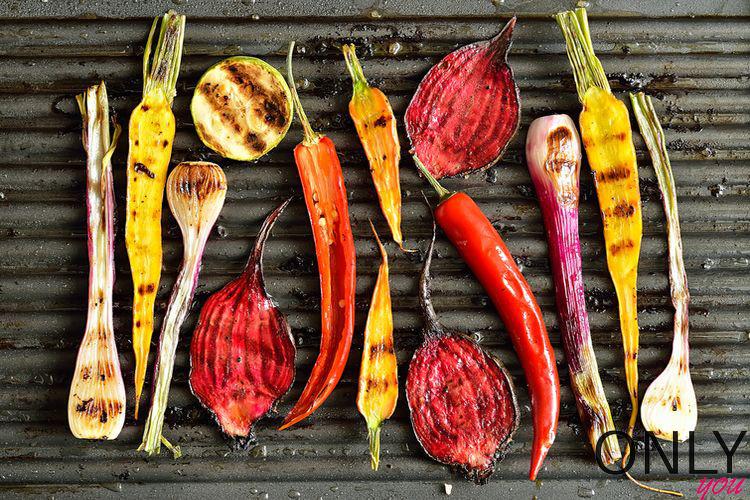Jak grillować warzywa