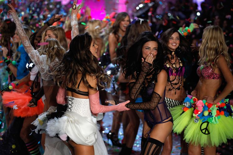 Pierwszy pokaz Victoria's Secret w Paryżu