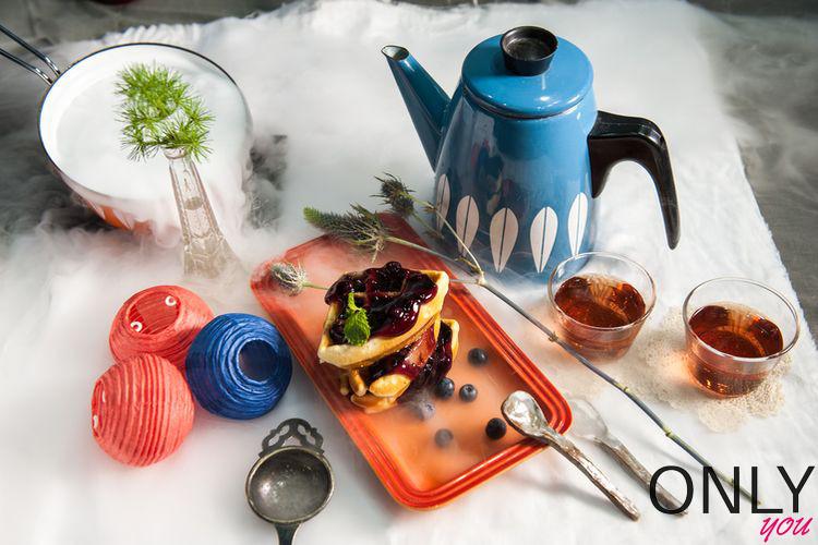 Najnowszy trend: herbata z azotem